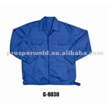 Soldadura uniforme de trabajo