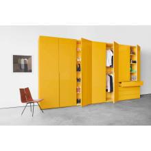 China Factory Modern Günstigste modulare Garderobe Design