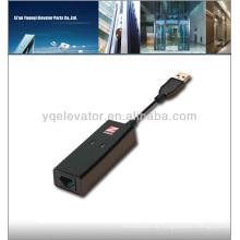 Aufzug Fax-Datenwahl, externes Modem für Lift