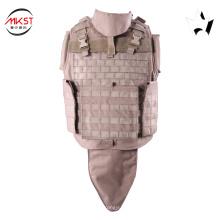 Full Protection Soft Bulletproof Vest Lightweight Body Armor