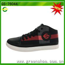 Chegada nova Moda Masculina Sapatos Casuais GS-76044