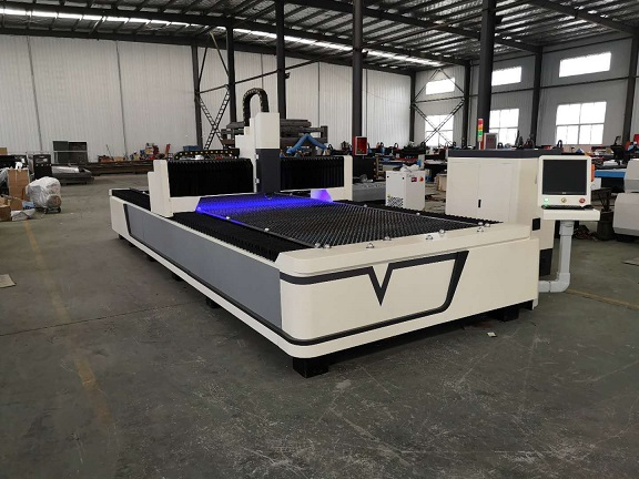 fiber laser machine metal