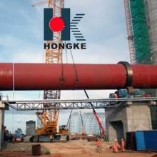 Fine Workmanship High Efficient Chemical Rotary Kiln
