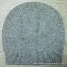 16PKB001 bonnet personnalisé et gants en cachemire