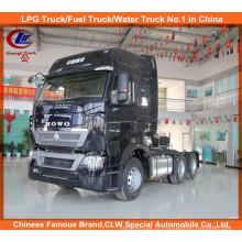 20mt 25mt Puxar Capacidade Sinotruk HOWO 6 * 4 Caminhão Tractor