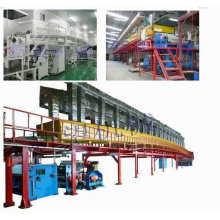 Crepe Paper Tape Coating Machine