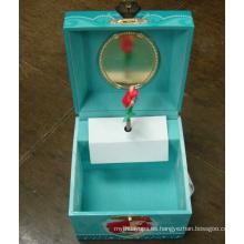 Caja de música de cartón de embalaje de lujo