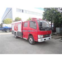 Пожарная машина Dongfeng с противопожарным оборудованием