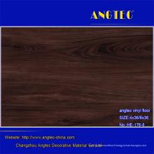 Plancher en plastique stratifié de PVC