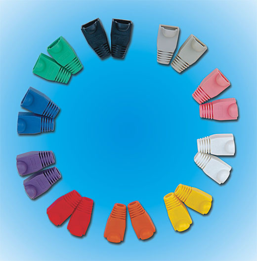 Colorful Rubber Boot Cover
