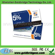 Hico Loco Plastic PVC Magnetic Stripe Card