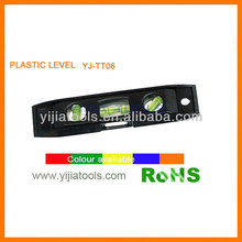 plastic material Torpedo level