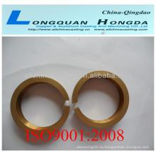 Cuchillas de ventilador fundición de aluminio, fundición de ventilador de motor