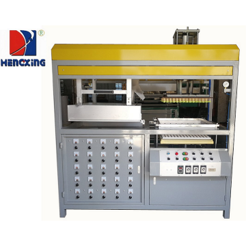 Mili automatic vacuum thermoforming machine