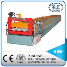Máquinas para formação de rolos de convés de piso de alta qualidade