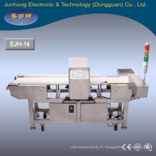 Haute sensibilité et stabilité, détecteurs de métaux de pompe entièrement numériques en acier inoxydable
