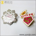 Customized tour souvenir metal prague lapel pins