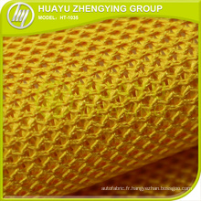 Tissu en tissu polyester en tissu HT-1035