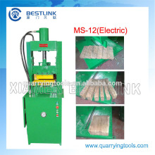Electric Driven Hydraulic System Stone Strip Cutting Machine