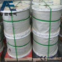 Fil en acier galvanisé, recouvert de zinc, fil de type, Wire Stay, fil Gsw