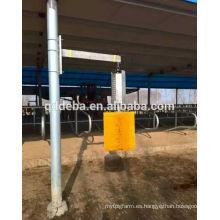 Cepillo corporal para vacas / Cepillo corporal eléctrico / Cepillo rotatorio eléctrico