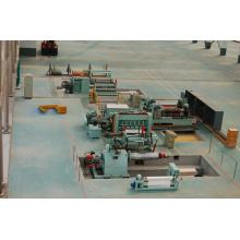Stahlcoil-Schneidmaschine, Schneidlinie