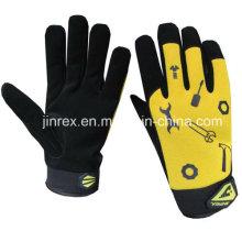 Förderungs-Bau, der mechanische Sicherheits-Hand schützt, schützen Handschuh