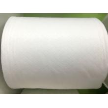 80% viscose nonwoven fabric jumbo rolls cheap fabric roll