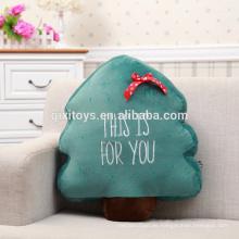 Heißer Verkauf Billig Mini Weihnachtsbaum Dekoration Plüschtier