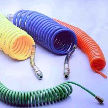 Strong Wide Elastic Flexible Spiral Tube