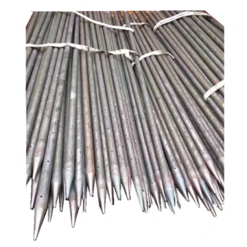 Supply construction Grouting pipe for cast-in-place pile/Perfusion grouting pipe