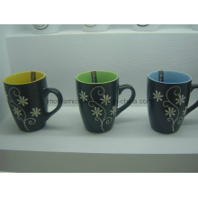 Keramische doppelverglaste Tasse