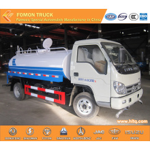 FOTON small water transport truck 3500L cheap price