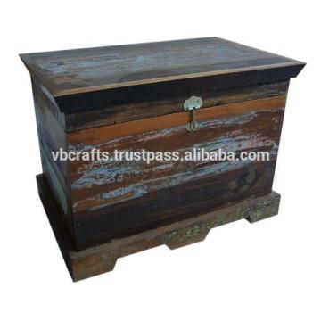 Ethnic Wood Box Sandook