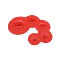 5шт многоразовые крышки всасывания силиконовые крышки крышки
