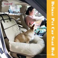 Couverture de siège de voiture pour chien