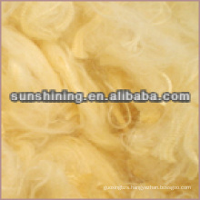 100% soybean staple fiber