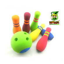 Soft Bowling Toy Set