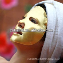 Hot! france gold bio-collagen facial mask