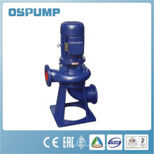 WL series vertical The anti-wrap end suction centrifugal pump