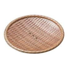 Melamine Sieves/Dumpling Plate/Melamine Dinnerware/Wooden Like Plate (WT13809-07)