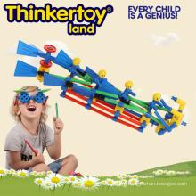 2015 горячая продавая воспитательная творческая игрушка блоков для малышей