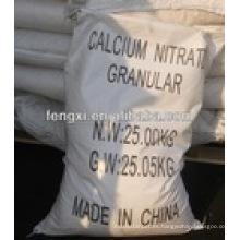 Grado de Fertilizante de Nitrato de Calcio