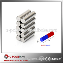 Disc Round Neodymium Cylinder Rare Earth Strong N35 Grade Magnets