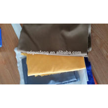 "tela de trabajo poli / algodón 65/35 14x14 80x52 Twill 2/1 245GSM 58/59 ""para textil"