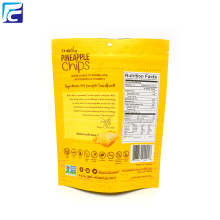 Bottom price for Stand Up Food Bags Dried fruit protection mango bag aluminum foil bag export to Russian Federation Importers