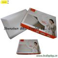 Boîte à serviette, Boîte à papier en couleur, Boîtes d'emballage pour produits capillaires (B & C-I036)