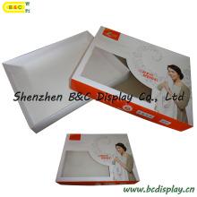 Caja de toallas, Caja de papel de color, Cajas de empaquetado de productos para el cabello (B & C-I036)