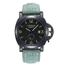 Super a medida Luminous Fashion Quality Sports Moda Big Military Reloj a prueba de agua para hombres