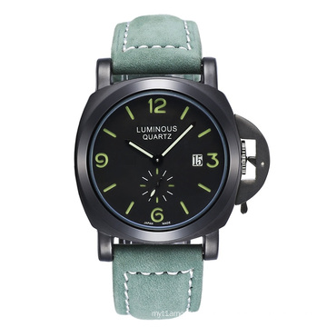 Super Crafted Luminous Fashion Quality Sports Fashion Big Military Waterproof Watch for Men